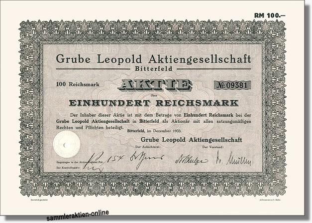 Grube Leopold AG