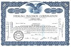 Sterling Precision Corporation