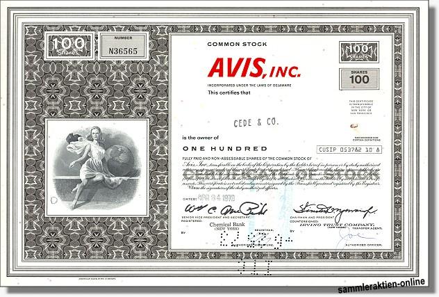 AVIS Inc.