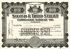 Second and Third Street Passenger Railway Company