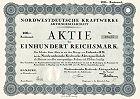 Nordwestdeutsche Kraftwerke, ehemals Siemens