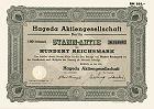 Hageda Aktiengesellschaft - heute Phoenix Pharma