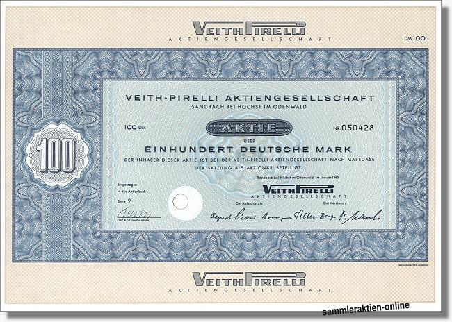 Veith-Pirelli AG