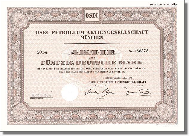 Osec Petroleum AG
