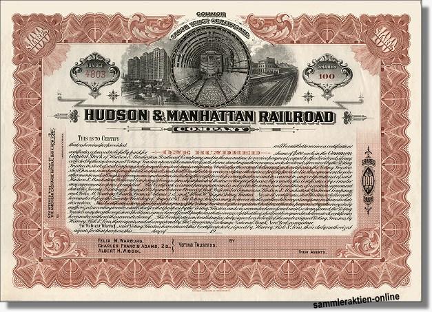 Hudson & Manhattan Railroad Company