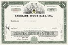 Spartans Industries Inc.