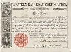 Western Railroad Corporation