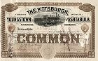 Pittsburgh, Youngstown & Ashtabula Railroad Company