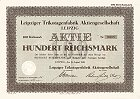 Leipziger Trikotagenfabrik AG