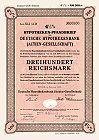 Deutsche Hypothekenbank - später ING