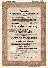 Deutsche Continental-Gas-Gesellschaft CONTIGAS