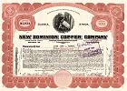 New Dominion Copper Company