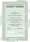 Gerry Weber International Aktiengesellschaft