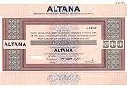 Altana Industrie-Aktien und Anlagen AG