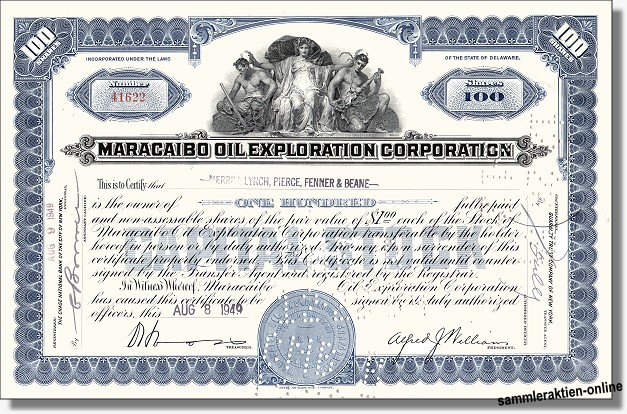 Maracaibo Oil Exploration Corporation