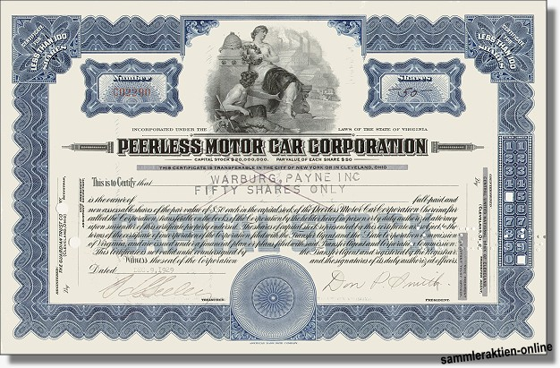 Peerless Motor Car Corporation