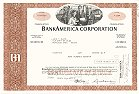 BankAmerica Corporation