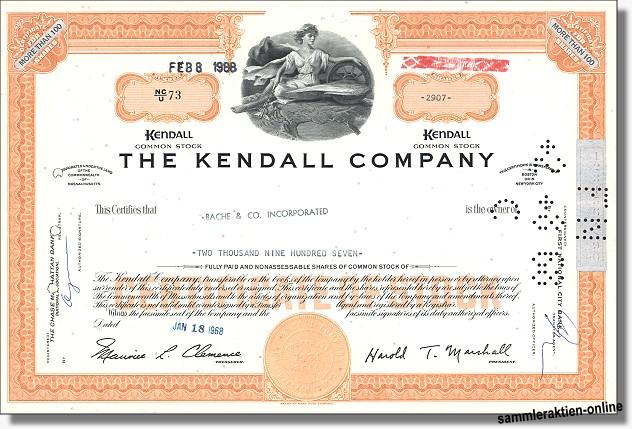 Kendall Company, Colgate-Palmolive