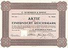 C. Schember & Söhne Brückenwaagen und Maschinenfabriken