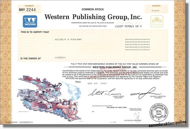 Western Publishing Group