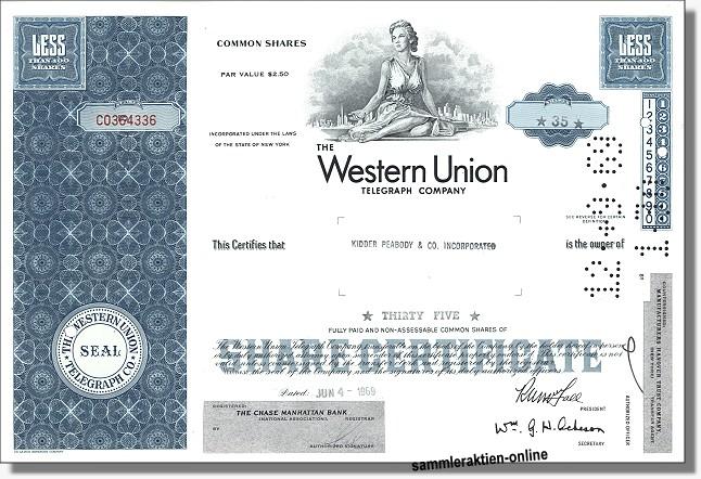 Western Union Telegraph Company