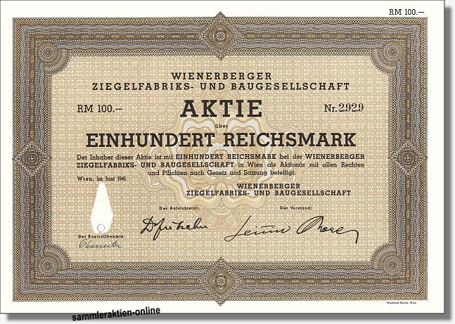 Wienerberger Ziegelfabriks- und Baugesellschaft
