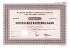 Richard Becker Aktiengesellschaft