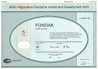 Fonds, Investmentanteile
