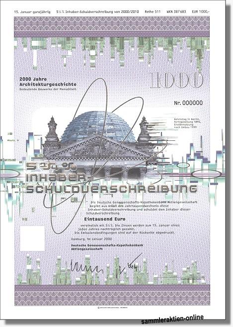 DG Hyp - Deutsche Genossenschafts-Hypothekenbank AG