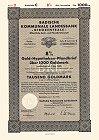 Badische Kommunale Landesbank Girozentrale