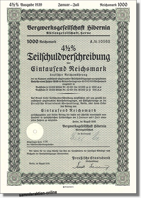Bergwerksgesellschaft Hibernia AG