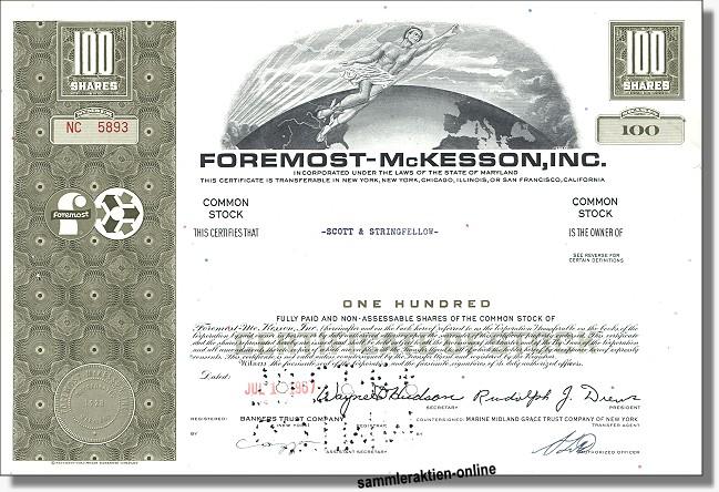 Foremost-McKesson Inc.