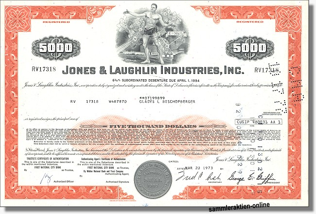 Jones & Laughlin Industries