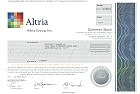 Altria Group Inc. - Philip Morris