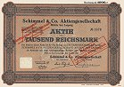 Schimmel & Co. Aktiengesellschaft