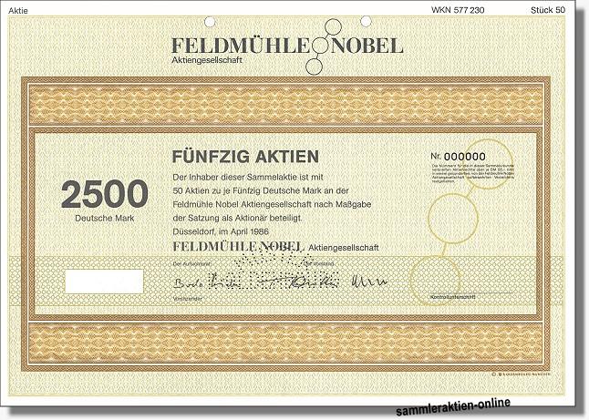 Feldmühle Nobel AG