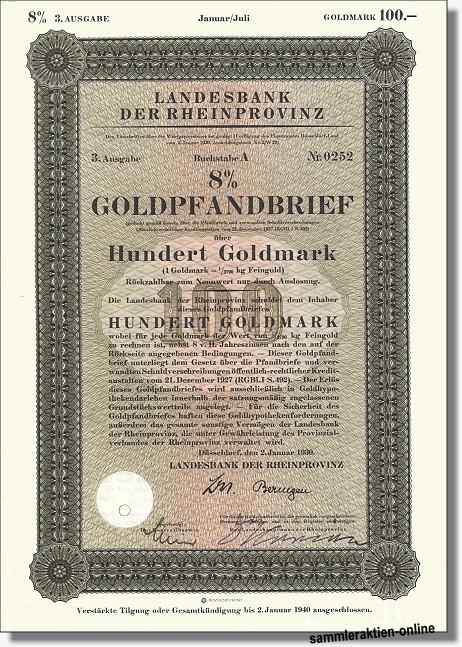 Landesbank der Rheinprovinz