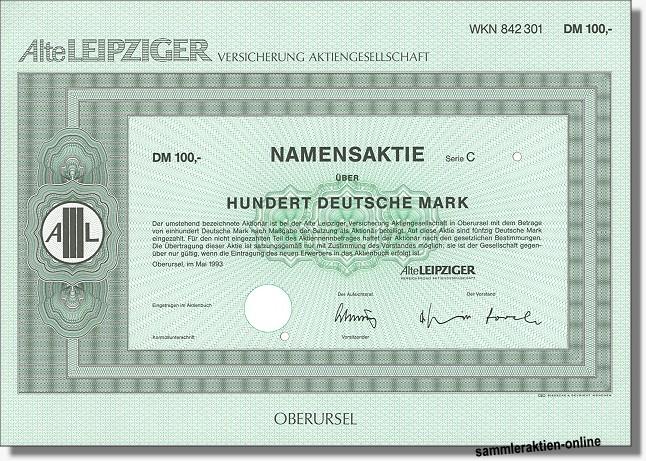 Alte Leipziger Versicherung AG
