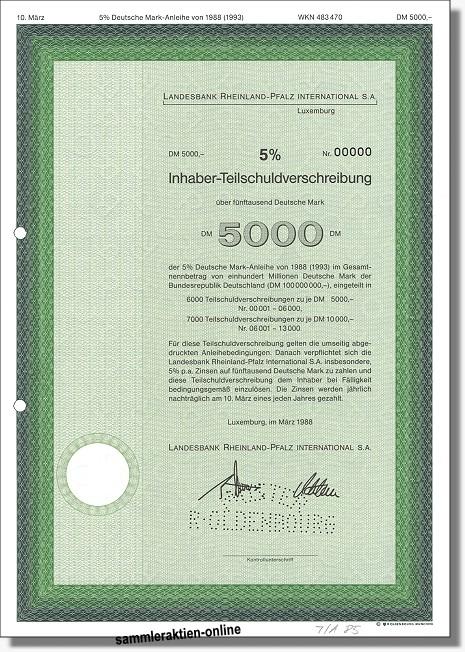 Landesbank Rheinland Pfalz International S.A