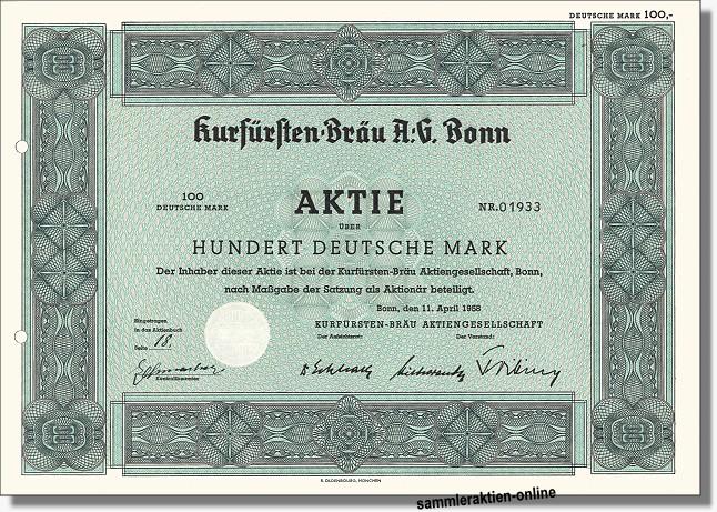 Kurfürsten Bräu AG