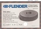 Flender - A. Friedr. Flender Aktiengesellschaft