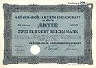 Grüner-Bräu Aktiengesellschaft