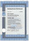 Anleihen Banken und Firmen - Deutschland