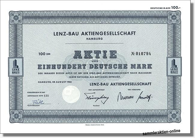 Lenz-Bau Aktiengesellschaft