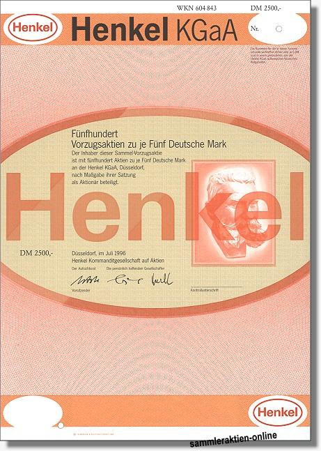 Henkel KGaA
