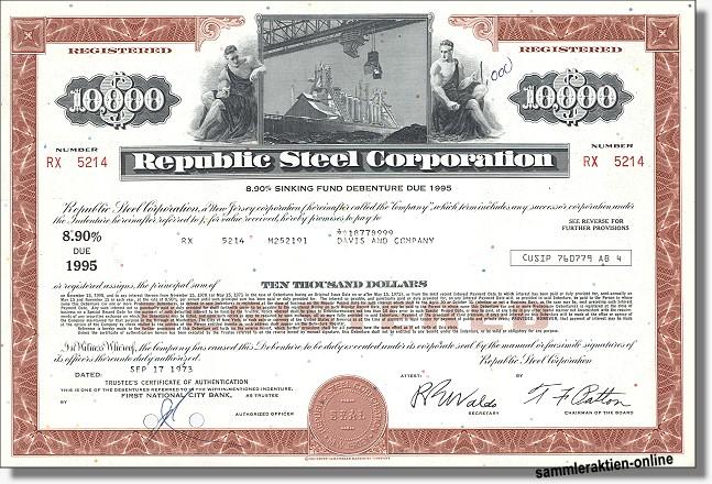 Republic Steel Corporation