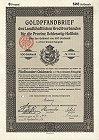 Landschaftlicher Kreditverband für die Provinz Schleswig-Holstein