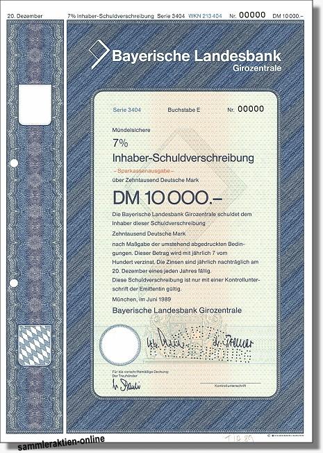 Bayerische Landesbank Girozentrale