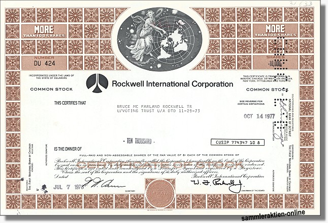 Rockwell International Corporation