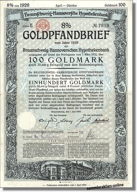 Braunschweig-Hannoversche Hypothekenbank